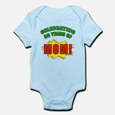 Celebrating Mom's 30th Birthday Infant Bodysuit