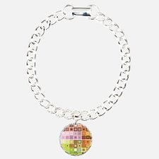 Art, Colorful, Vintage Bracelet
