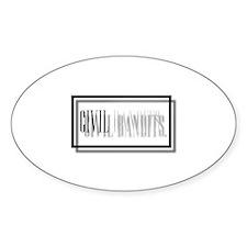 Civil Bandits Decal
