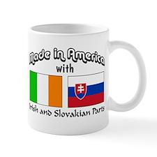 Irish & Slovakian Parts Mug