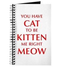 YOU-HAVE-CAT-OPT-RED Journal