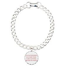 IM-OUTDOORSY-OPT-DARK-RED Bracelet