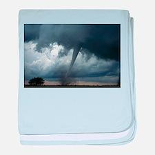 Tornado baby blanket