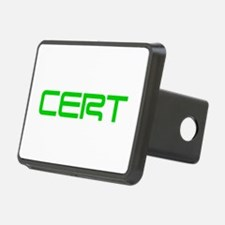 CERT-SAVED-GREEN Hitch Cover