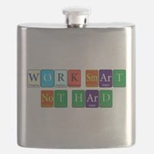 Work Smart, Not Hard Flask