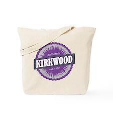 Kirkwood Mountain Ski Resort California Purple Tot