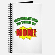 Celebrating Mom's 90th Birthday Journal