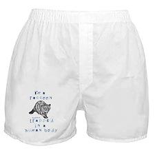 I'm a Raccoon Boxer Shorts