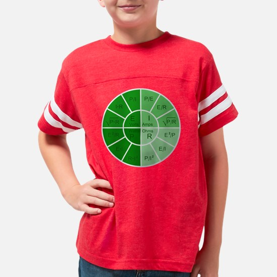 ohmsgreen Youth Football Shirt