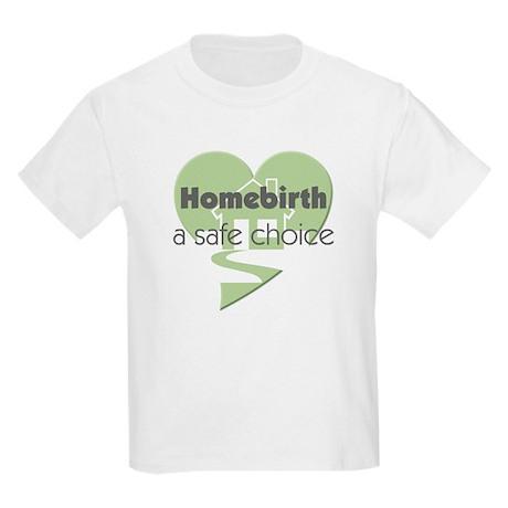 Homebirth Choice Kids T-Shirt