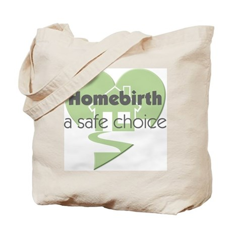 Homebirth Choice Tote Bag
