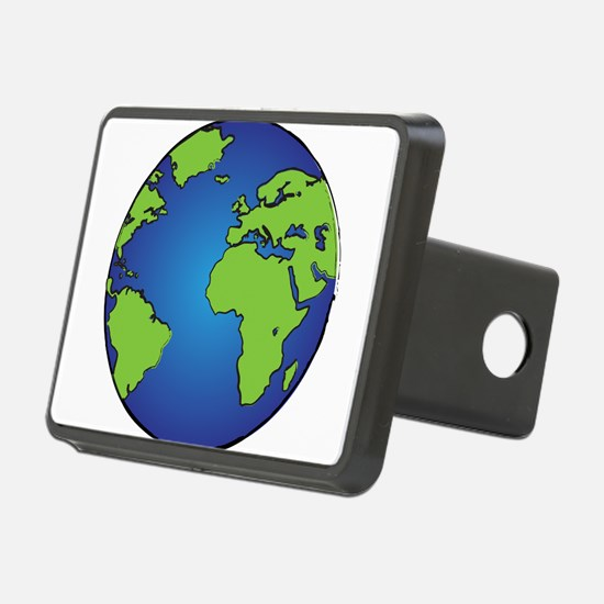 Earth, Planet, Earth Day, Environment Hitch Cover