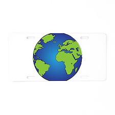 Earth, Planet, Earth Day, Environment Aluminum Lic