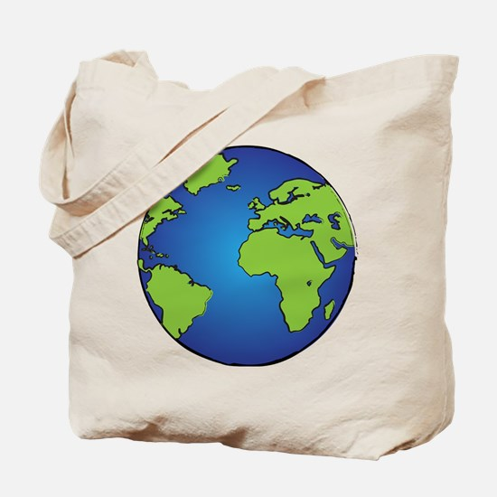 Earth, Planet, Earth Day, Environment Tote Bag