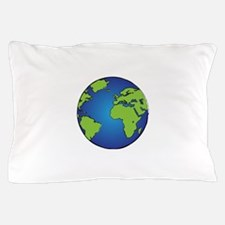 Earth, Planet, Earth Day, Environment Pillow Case