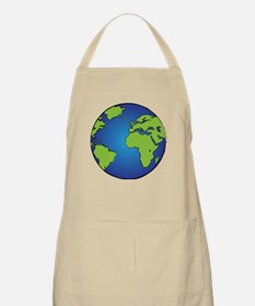 Earth, Planet, Earth Day, Environment Apron