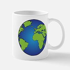 Earth, Planet, Earth Day, Environment Mugs