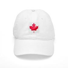 Canada, Flag, Canadian, Maple Leaf Baseball Baseball Cap
