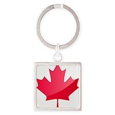 Canada, Flag, Canadian, Maple Leaf Keychains
