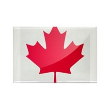 Canada, Flag, Canadian, Maple Leaf Magnets