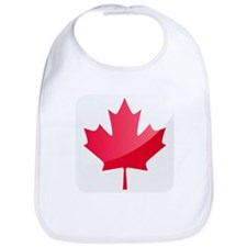 Canada, Flag, Canadian, Maple Leaf Bib