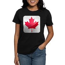Canada, Flag, Canadian, Maple Leaf T-Shirt