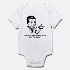 STHU Infant Bodysuit