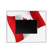 Canada, Flag, Canadian, Maple Leaf Picture Frame