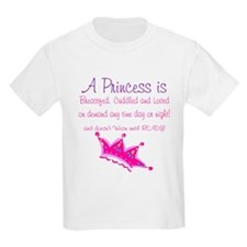 A Princess is Breastfed Kids T-Shirt