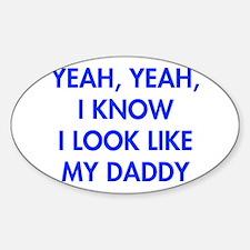 YEAH-DADDY-FUT-BLUE Decal