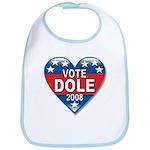 Vote Elizabeth Dole 2008 Political Bib