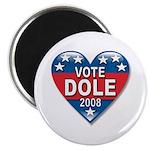Vote Elizabeth Dole 2008 Political Magnet