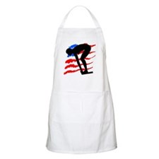 USA SWIMMER Apron
