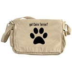 got Cairn Terrier? Messenger Bag