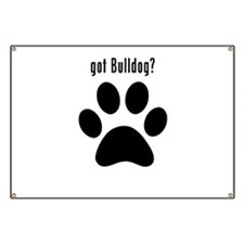 got Bulldog? Banner