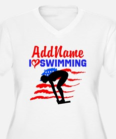 SWIMMER GIRL T-Shirt