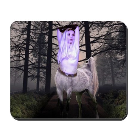 centaur fantasy mousepad