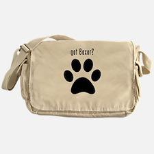 got Boxer? Messenger Bag