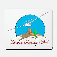 TUCSON SOARING CLUB II Mousepad