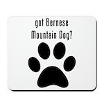got Bernese Mountain Dog? Mousepad
