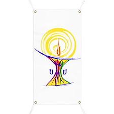 UU Unity Chalice Banner