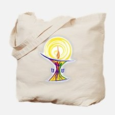 UU Unity Chalice Tote Bag
