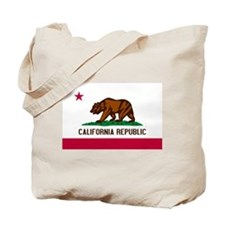 California Republic Tote Bag