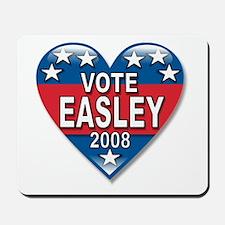 Vote Mike Easley 2008 Political Mousepad