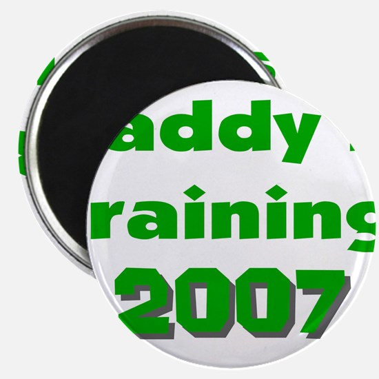 Daddy in Training Magnet