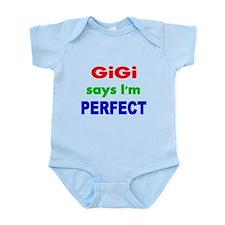GiGi says Im PERFECT Body Suit