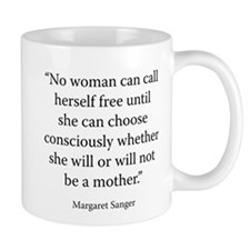 Woman and the New Race Ch 8 Mugs