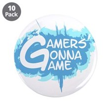 """Funny Games 3.5"""" Button (10 pack)"""