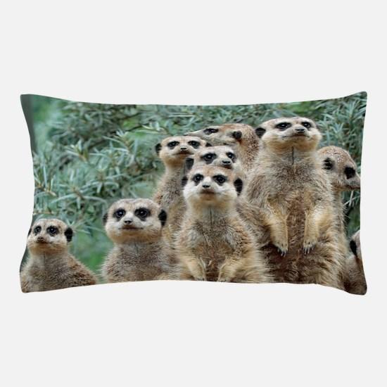 Cute Familiy Pillow Case