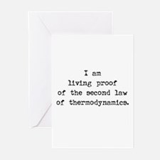 LIVING PROOF - Greeting Cards (Pk of 10)